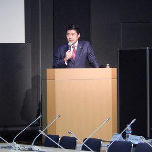 第三回 日経アジア感染症会議に出席。