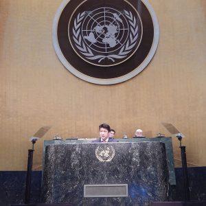 国連 米国