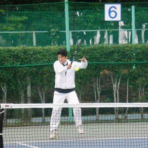 久しぶりのテニス。